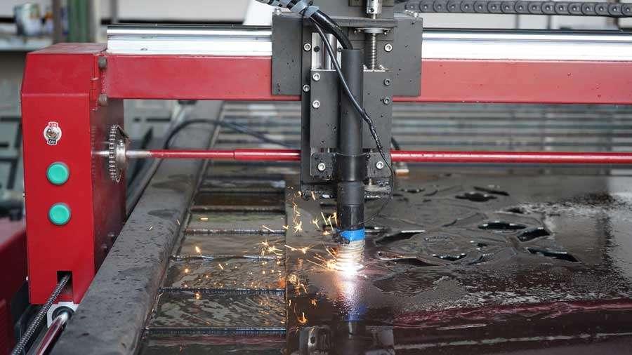 Harga Mesin CNC Plasma